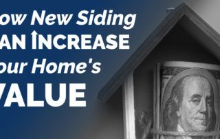 How New Siding Can Increase Your Home's Value